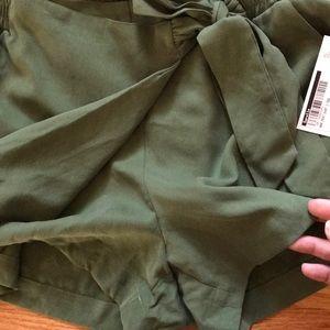 Ella Moss Shorts - Ella Moss Wrap Front Short